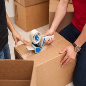 ارائه خدمات بسته بندی اثاثیه منزل