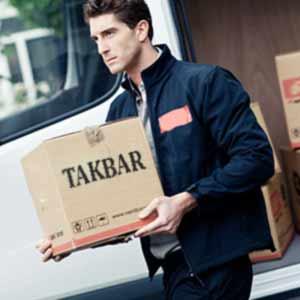 حمل و نقل اثاثیه منزل و کالای تجاری